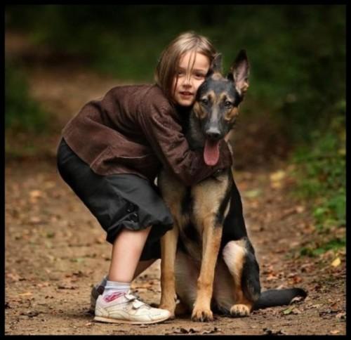 Влияние животных в воспитании детей (1)