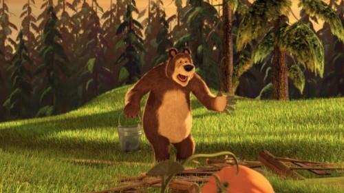Медведи в сказках