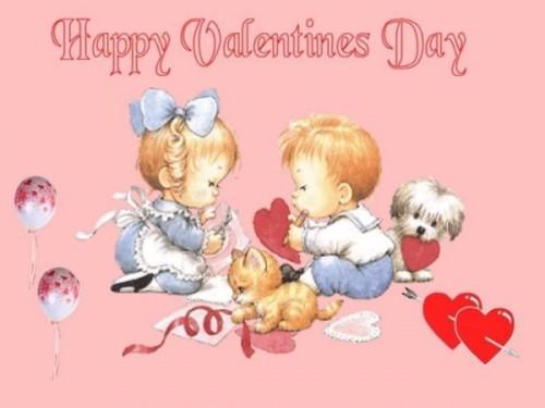 Поздравления ко дню влюбленных
